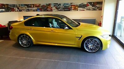 """2017 """"67"""" Bmw M3 Competition Pack In Austin Yellow. Possible Px/swap Why?"""