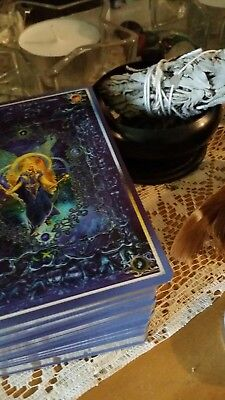 3 Card Email General Tarot Card Read & Angel Blessing with Empathic Intuitive