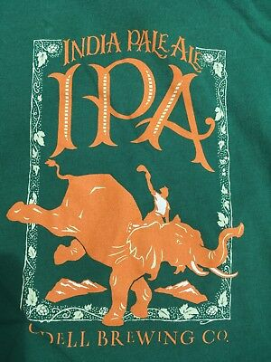 Odell Brewing Co. IPA ~Elephant T-Shirt ~Mens M