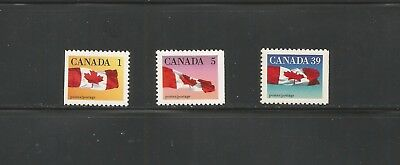BOOKLET SINGLES    FLAG  FROM 1189c   # 1184a, 1185a, 1189b