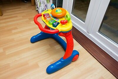 Vtech Grow and Go Walker Baby / Toddler / Preschool Car 6 months to 3 years