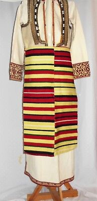 Macedonian Folk Costume Kichevo, authentic early 20th century, all original