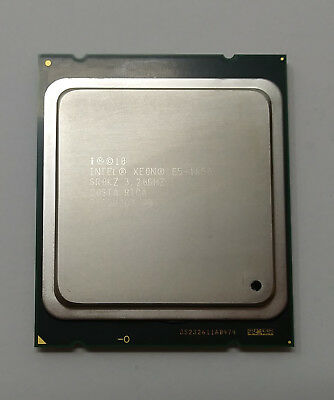 Intel Xeon E5-1650  3.20GHz Six Core 12MB CPU LGA2011 Processor SR0KZ Grade A