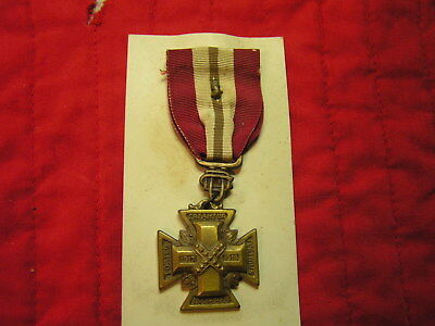 Southern Cross Of Honor Wwi, Udc Award