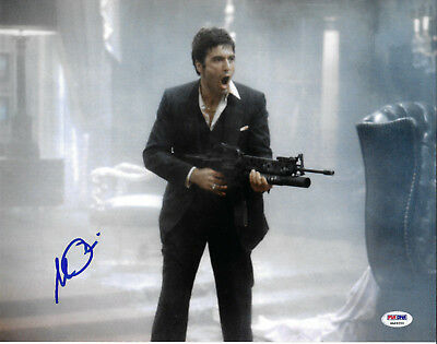 Scarface Al Pacino Say Hello To My Little Friend Movie Poster