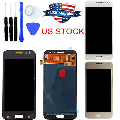 Touch Screen LCD Display Digitizer Kit for Samsung Galaxy J2 2015 J200Y J200H US