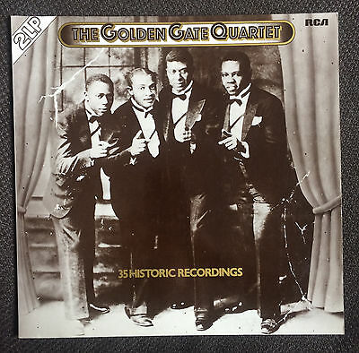 Golden Gate Quartet - 35 Historic Recordings Gospel Spirituals Sweet Spirit