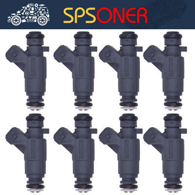 8x NEW Fuel Injector 0280155921 for Audi A6 A8 Quattro VW Touareg 4.2L