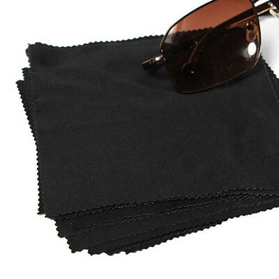 10pcs Cleaner Clean Glasses Lens Cloth Wipes For Sunglasses Microfiber Eyeglass