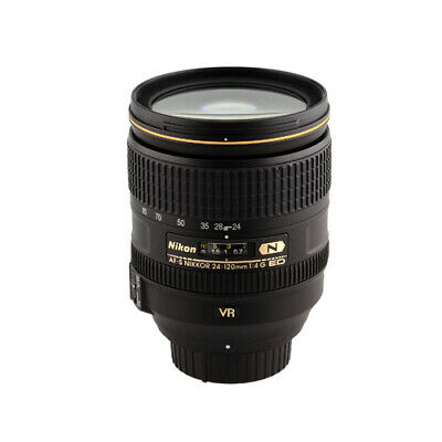 Nikon AF-S NIKKOR 24-120mm f/4G ED VR Lens Bulk stock from EU disponib
