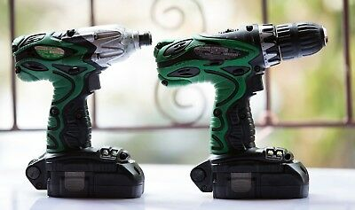 Hitachi Power Tools 18V 2x