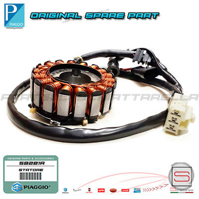 Statore Completo Originale Piaggio Beverly 4T ST 4V IE Abs Sport Touring 58281R