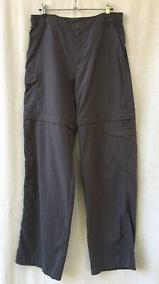 Kathmandu Size 10 Pants NEW Long + Shorts Ladies Camping Hiking Bush Walking