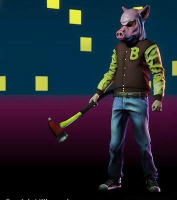 """YX01594 Hotline Miami - Hot Action Video Game 14""""x15"""" Poster"""
