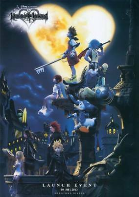 """YX00215 Kingdom Hearts - 1 2 3 Japan Action Role Playing Game 14""""x19"""" Poster"""