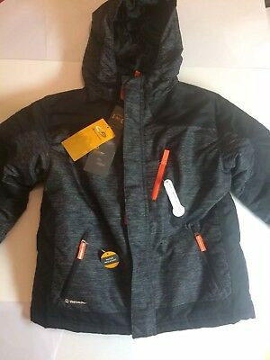 NWT C9 Champion Boy 3-in-1 Coat water resistant puffer jacket size Small S 6-7