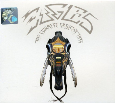 The Eagles-The Complete Greatest Hits (UK IMPORT) CD NEW