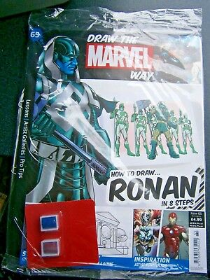 Draw The Marvel Way Issue 65 (new) With Gift
