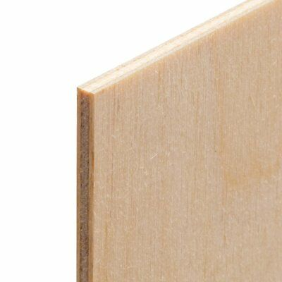 """Baltic Birch Plywood - 1/8"""" thick, 24"""" x 30"""""""