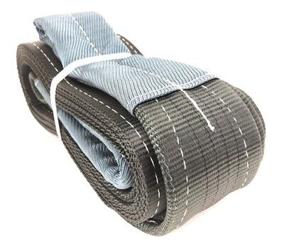 4 Tonne Tow Strap x 8 Metres, Recovery Strap, Tow Rope Car Van Trucks, 4000kg