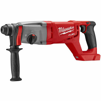 """Milwaukee 2713-20 M18 FUEL™ 1"""" SDS Plus D-Handle Rotary Hammer (Tool Only)"""
