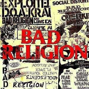 All Ages - Bad Religion CD EPITAPH
