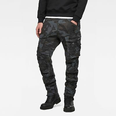 G-Star RAW | Neu | Herren | Rovic 3D Straight Tapered Pants | Hosen