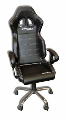 Raptor 4x4 Office Chair Kit Complete Set Bucket Seat Recliner Gaming Home Office