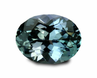 Fancy Colored Tanzanite -Oval Shape - 1.94 Cts Natural Gemstone-Unheated