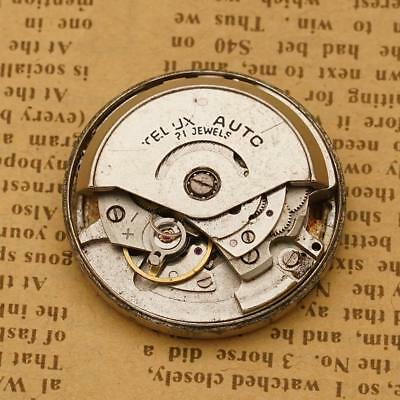 Randomly Scrapped watch Mechanical movement for watch DIY assembly exercises