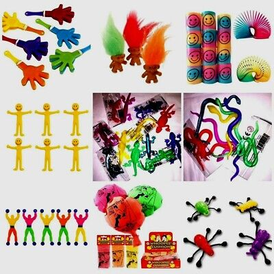 Kids Birthday Party Bag Fillers Loot Prizes