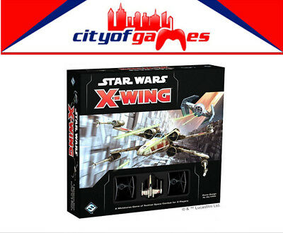 Star Wars X-Wing Miniatures Board Game - Core Set 2nd Edition Brand new