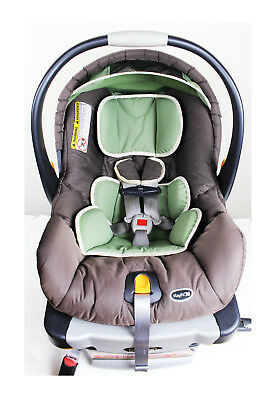 Chicco Keyfit 30 Infant Car Seat With Base And Newborn Insert Used