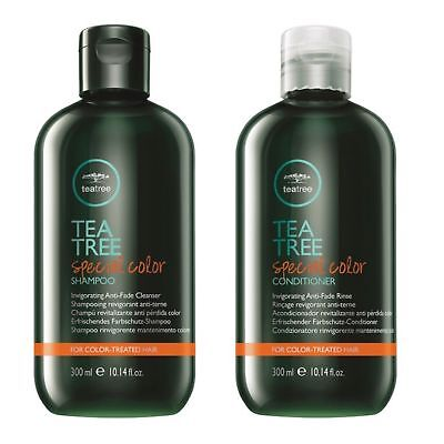 Paul Mitchell Tea Tree Special COLOR Shampoo & Conditioner Duo 10.14oz BRAND NEW