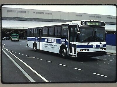 ICONIC REPLICA 1:87 New Flyer xcelsior CNG Transit Bus w/ Bike Rack