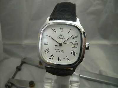 !! Meister Anker Automatic, Cal Fe 4611, As New !!