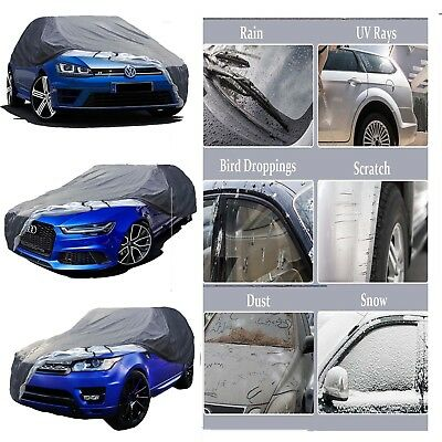 Heavy Duty Waterproof Car Cover Protector Sun Snow Rain For DODGE CHALLENGER