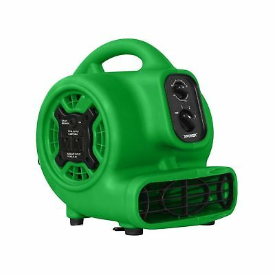 XPOWER P-230AT Multi-Purpose Mini Mighty Air Mover, Utility Fan, Dryer, Blowe...