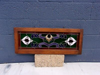 Leaded Stained Glass Window-Selling Out