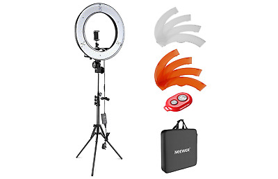 Neewer 12-inch Inner/14-inch Outer LED Ring Light and Light Stand 36W 5500K Ligh