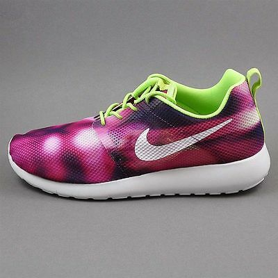 5815304e894e Nike Girl s Size 6Y Roshe One Flight (Gs) Youth Shoes 705486 500 New