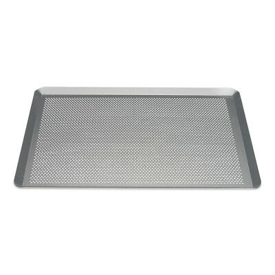 NEW Patisse Silver Top Perforated Baking Sheet 40x30cm