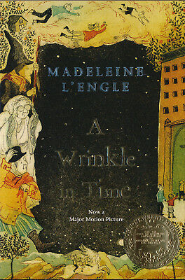 Time Quintet #1: A Wrinkle in Time by Madeleine L'Engle (2007, Pback) J252