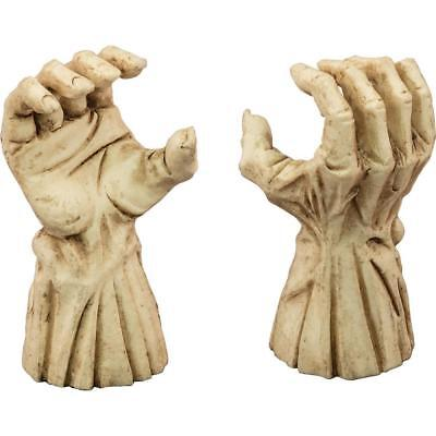 Tim Holtz Idea-Ology ~ ZOMBIE HANDS ~ Halloween TH93737 2 in pack