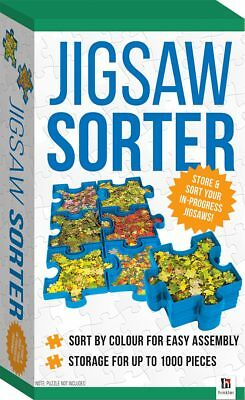 Hinkler - Jigsaw Sorter - Store & Sort Your Jigsaw Pieces