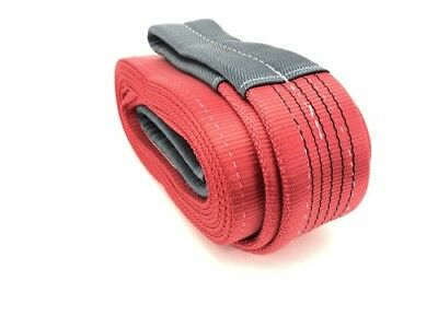 5 Tonne Tow Strap x 10 Metres, Recovery Strap, Tow Rope Car Van Trucks, 5000kg