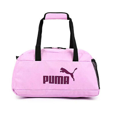 Puma Phase Sports Fitness Gym Workout Holdall - Orchid