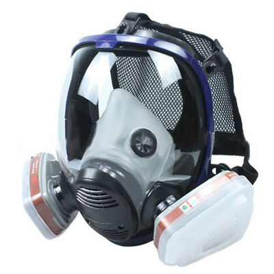 6800 3M Respirator Spraying Similar For Mask as Face Gas Full Painting Facepiece