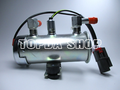 High-quality electronic fuel transfer pump For Isuzu 4LE2 4HK1 6HK1 Excavator