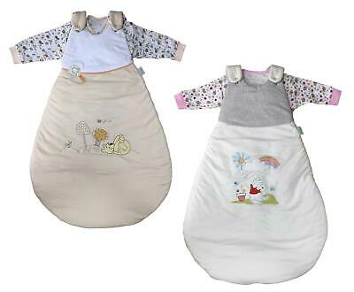 Baby Girls Sleeping Bag Disney Winnie The Pooh 2Pc Set 2.5 Tog Bag & Sack New
